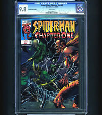 Spider-Man Chapter One #2 CGC 9.8 1 OF 12 Variant TONS 1st Apps Sinister Six HTF