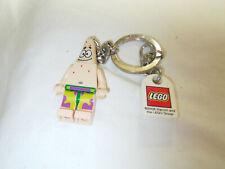 VINTAGE RARE 2006 LEGO Smiling Figure, Camouflage Shorts, Polka Dot, key chain