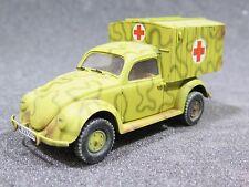 MI0652 1/35 PRO CONSTRUIT - Résine CMK Allemand Volkswagen Typ 83 Kastenwagen