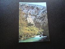 FRANCIA - cartolina 1992 fontana di vaucluse (cy62) french