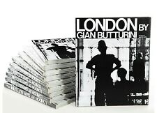LONDON by Gian Butturini - Edited by Martin Parr DAMIANI 2017 - SAVE THE BOOK!
