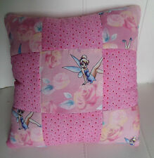 Cotton Blend Handmade Square Decorative Cushions