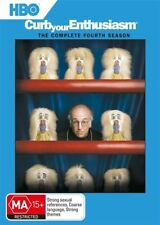 Curb Your Enthusiasm : Season 4 (DVD, 2005, 2-Disc Set) NEW/UNSEALED    R4