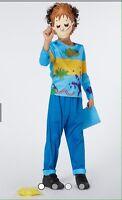 Horrid Henry Kids boys Fancy Dress Costume Accessories WORLD BOOK DAY