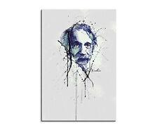 90x60cm PAUL SINUS Splash Art Kunstbild Albert Einstein Physiker- Geschenkidee-
