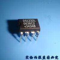 10pcs DS1232L SOP-8 DS1232 DALLAS MicroMonitor Chip NEW