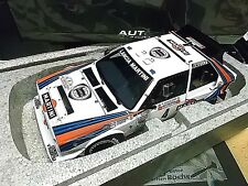 LANCIA Delta S4 Rallye GrB Tour de Corse 4 Toivonen Martini Racing AUTOart 1:18