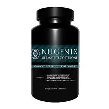 NUGENIX ULTIMATE TESTOSTERONE (120TABLES) - NEW & IMPROVED