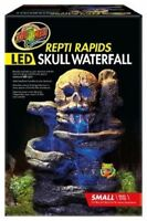 Zoo Med REPTI RAPIDS LED WATERFALL SKULL chameleon Small