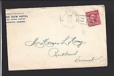 GRANDVIEW, ARIZONA,1905, TERRITORIAL, COCIONINO 1903/08. SR/5.