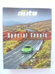SPORT AUTO N°679 SPECIAL ESSAI