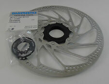 Nos Shimano XT Disc Brake Rotor, SM-RT77, 203mm, Centerlock, Brand New