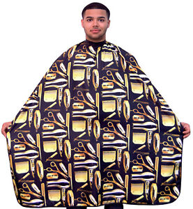 Barber Capes Professional Salon Hair Cutting Capes King Midas