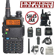 Police Radio Scanner Handheld Fire Transceiver Digital Two Way Portable Antenna