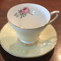 Sutherland Fine Bone China England Demi cup and Saucer