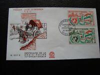 Niger - Umschlag 1er Tag 30/9/1963 (Rotes Kreuz) (CY59)