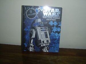 Mon livre puzzle STAR WARS 50 pièces Disney