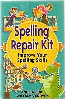 Spelling Repair Kit by Angela Burt & William Vandyck (paperback)