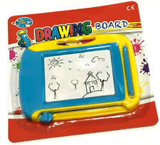 Mini Magic Drawing Board Magnetic Easy Writer Slate Doodle Pad Boy Girl Toy Gift