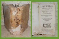 LA FISICA DI ARISTOTELE – FILOSOFIA ANTICA – Di Andrea Samery – VENEZIA 1690
