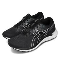 Asics Gel-Excite 7 4E Extra Wide Black White Men Running Shoes 1011A656-001