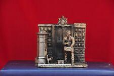 Tudor Mint POSTMAN Pewter Figure Made in GT. Britain SIGNED Robert Sharps