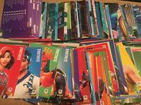 Fortnite Season 1 Trading Cards 1-150 Set Common Uncommon Panini