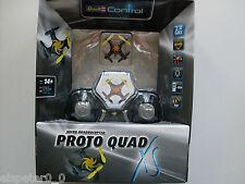 Proto Quad schwarz, Quadrocopter 4CH/2,4 GHz, Revell Control Hubschrauber, 23931