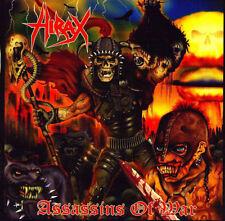 Hirax – Assassins Of War, Deep Six Records, no barcode, CD