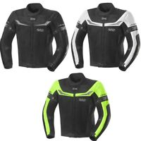 iXS Men's Levante Mesh Motorcycle Jacket with Armor