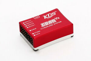 KDS EBAR V2 FLYBARLESS SYSTEM 3Axis Sensor Suitable For All helicopters