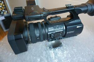Sony HVR-Z5E HDV-Hand-Camcorder mit Wechselobjektivsystem HÄNDLER