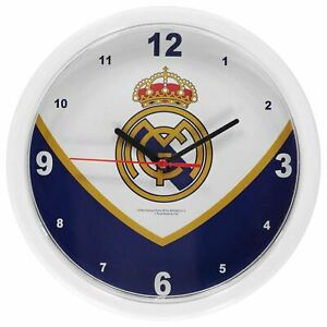 Real Madrid FC Official Licensed Team Wall Clock