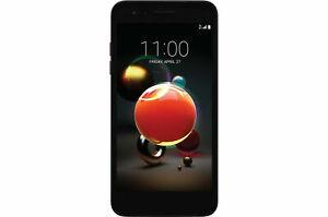 LG Aristo 2 Plus | Grade B- | T-Mobile | Moroccan Blue | 16 GB | 5 in Screen