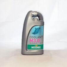 Motorex Coolant M3.0 Kühlerschutz auf Ethylenglykolbasis G 30  1 Liter