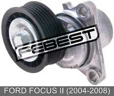 Tensioner Assembly For Ford Focus Ii (2004-2008)
