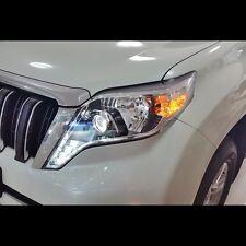 Genuine Style LED Xenon HID Headlights For Toyota Land Cruiser Prado 2014~2016