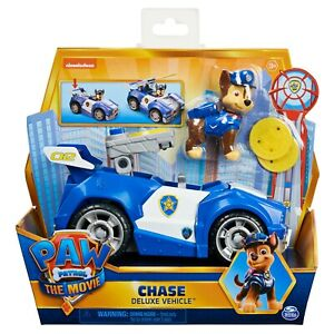 Chase Paw Patrol The Movie Deluxe Vehicle