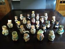 New ListingRoyal Doulton Toby Jugs Complete Doultonville Collection 25 Jugs
