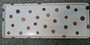 Polka dot Small serving Tray