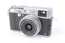 Fujifilm X100S 16.3MP Digital Camera - Silver #J02734