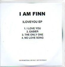 (566H) I Am Finn, I Love You EP - DJ CD
