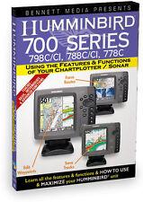 Humminbird 700 Series: 798C, 798CI, 788C, 788CI, 778C Bennett Marine N8084 DVD