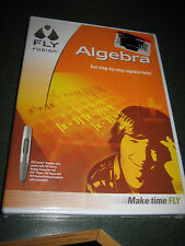 LeapFrog FLY Fusion Algebra Software (1999) - Brand New and Sealed