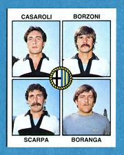 CALCIATORI PANINI 1979-80 -Figurina-Sticker n. 424 -CASAROLI-BORZONI...PARMA-New