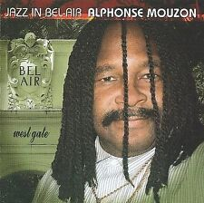ALPHONSE MOUZON - Jazz In Bel-air - 10 TRACK MUSIC CD - NEW SEALED - H234