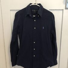 Polo Ralph Lauren Button Up Shirt Slim Fit Small