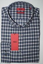 HUGO BOSS HEMD, Mod: Edmond, Gr. XL, Slim Line,        8529