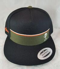 Sullen Adjustable blak/green snapback hat
