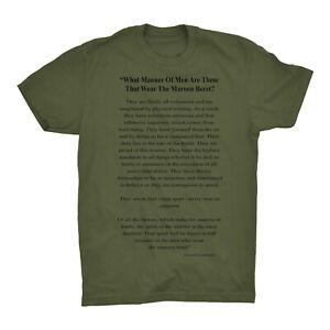 The Parachute Regiment T Shirt What Manner Of Men British Army RAF Spitfire